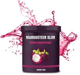 сироп мангустіна Mangosteen Slim для схуднення